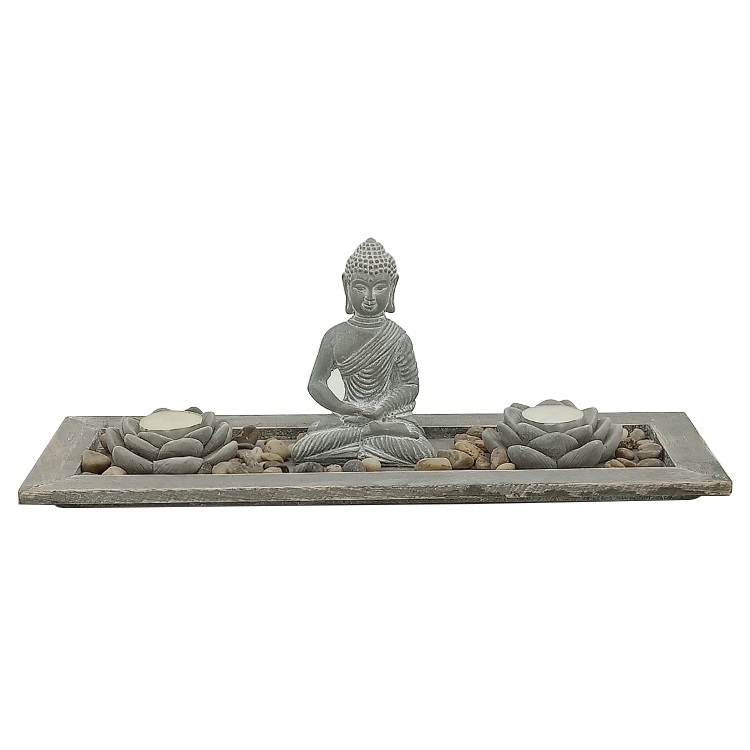 Handmade zen garden sand mini zen garden japanese zen garden for decoration